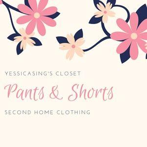Pants, Shorts & More